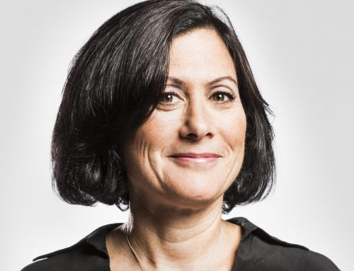 Voice in Teams Interview with Microsoft Channel Chief, Gavriella Schuster