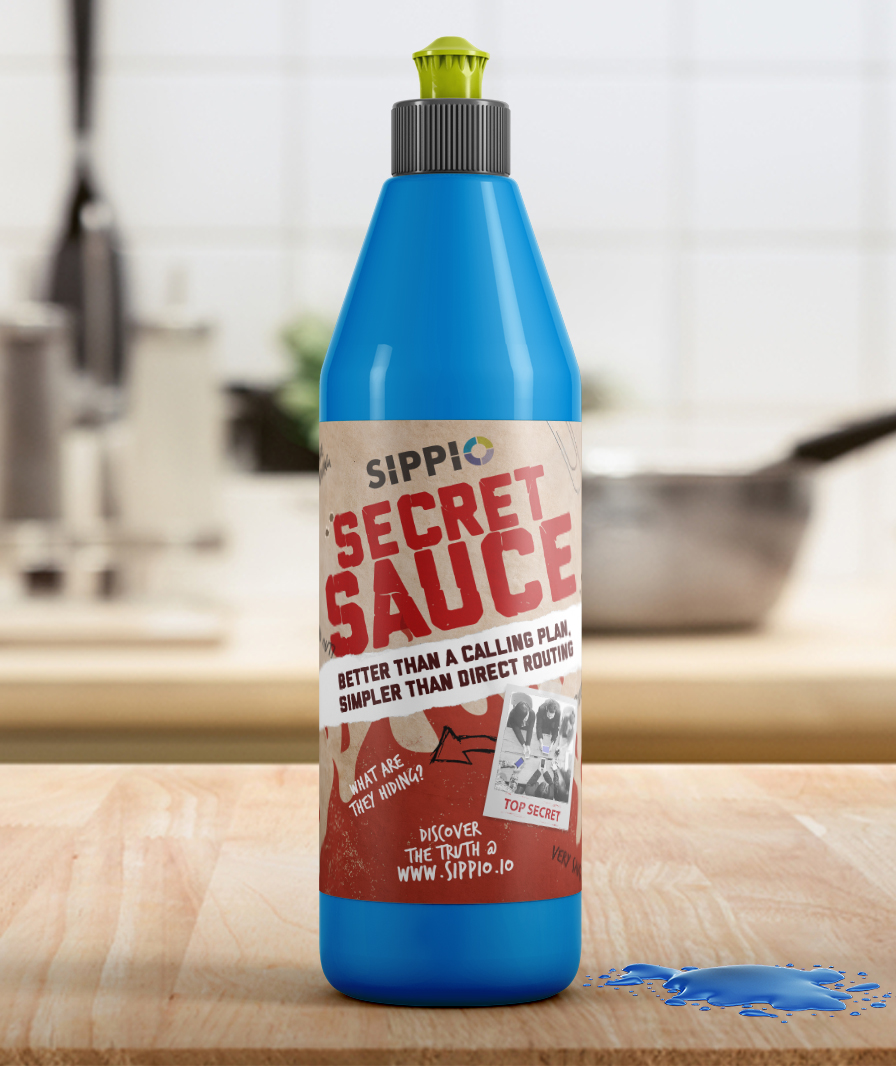 SIPPIO Secret Sauce