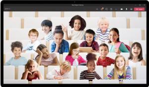 SIPPIO Microsoft Teams Together Mode