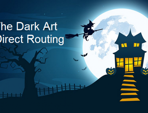 The Dark Art of Direct Routing